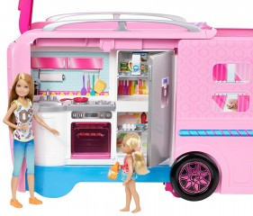Mattel Barbie Karavan snů č.5