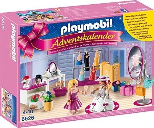 Adventní kalendář Playmobil 6626 Módní ateliér