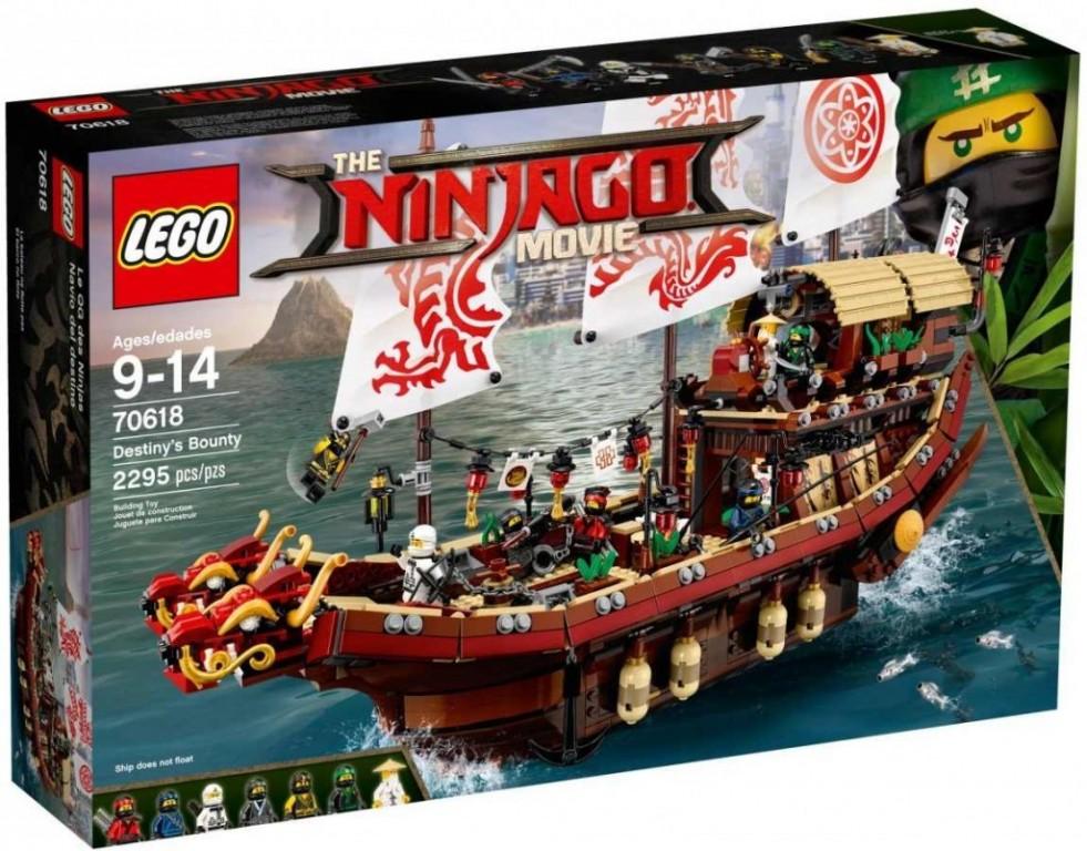 LEGO Ninjago 70618 Odměna osudu