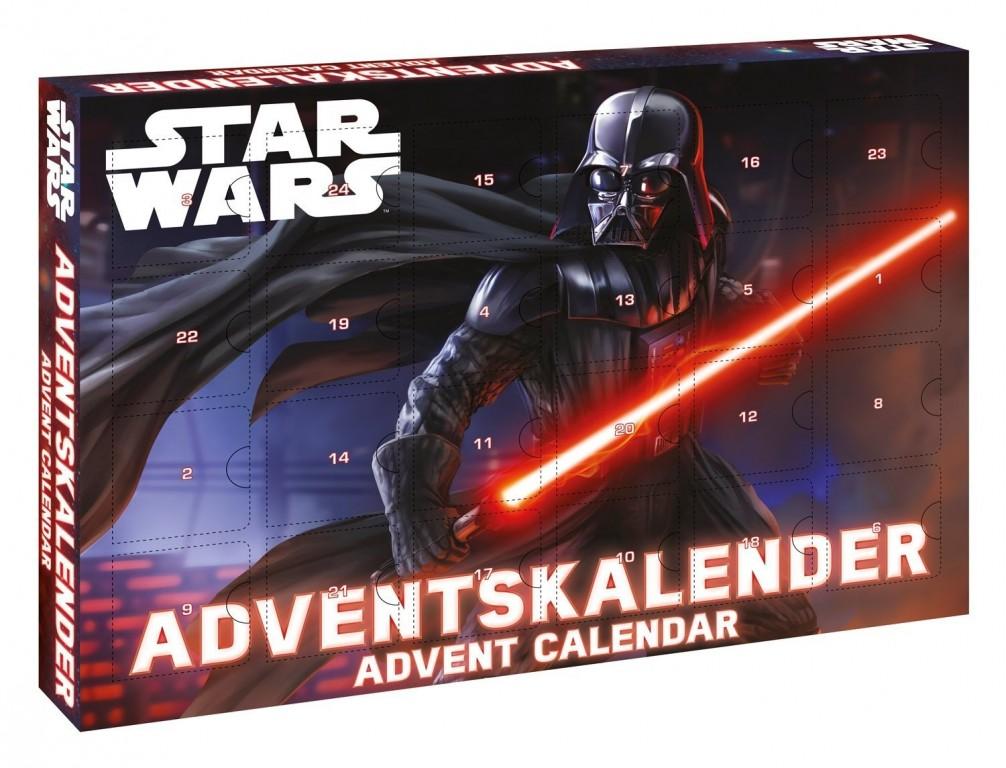 Adventní kalendář Star Wars Craze 2017