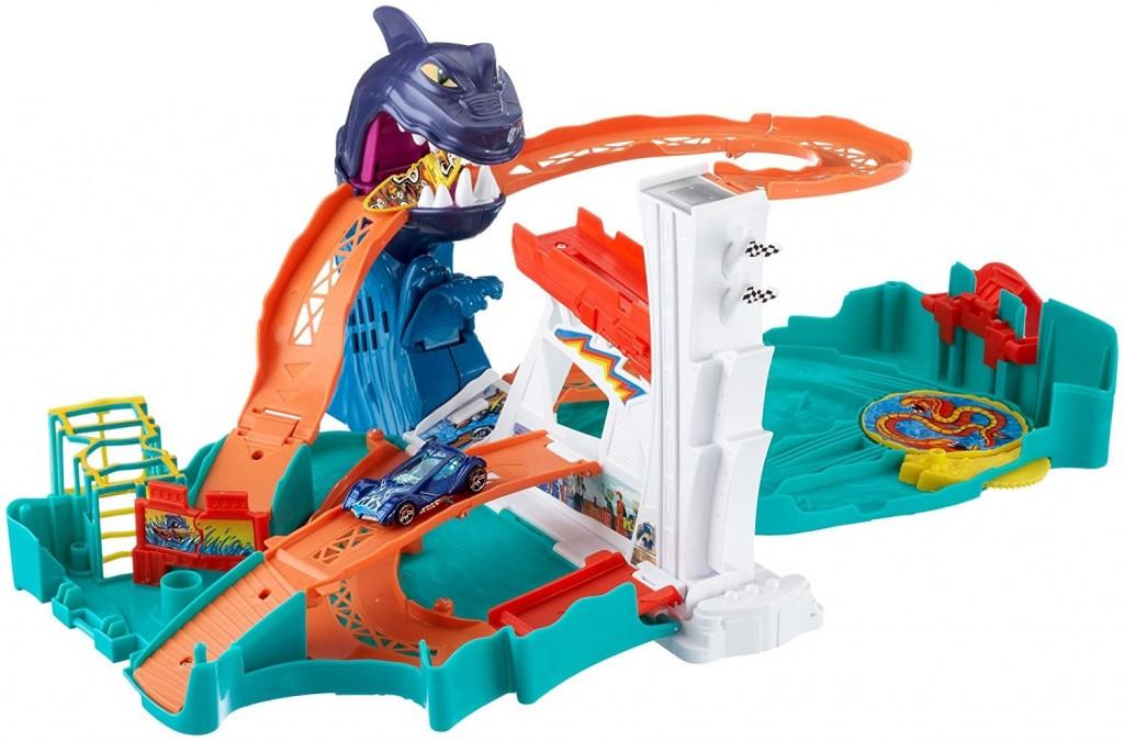 Mattel Hot Wheels Žraločí útok