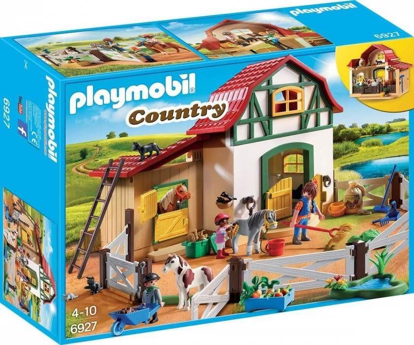 Playmobil Playmobil 6927 Farma s poníky Playmobil