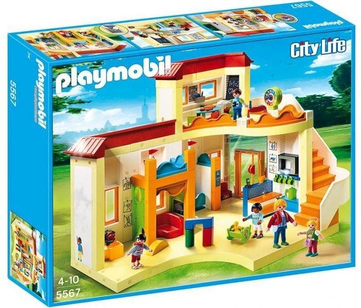 Playmobil Playmobil 5567 Mateřská škola Playmobil