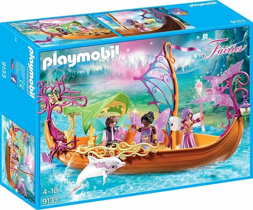 Playmobil Playmobil 9133 Romantická loď pro víly Playmobil