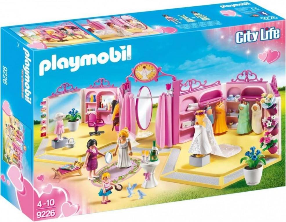 Playmobil 9226 Svatební salon