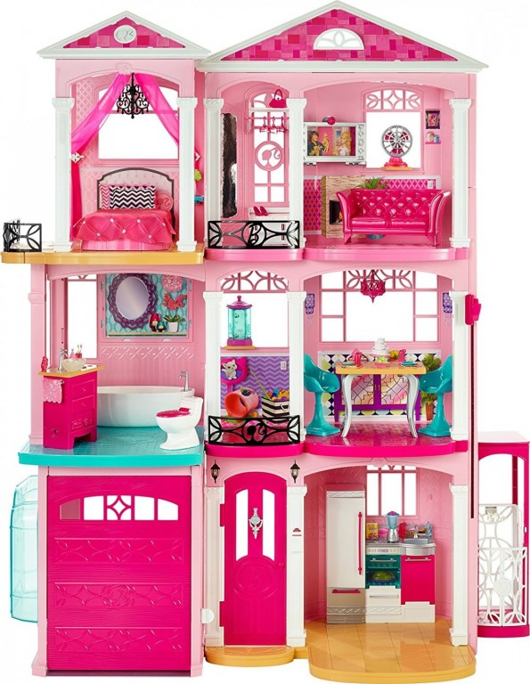Mattel Barbie Vila snů