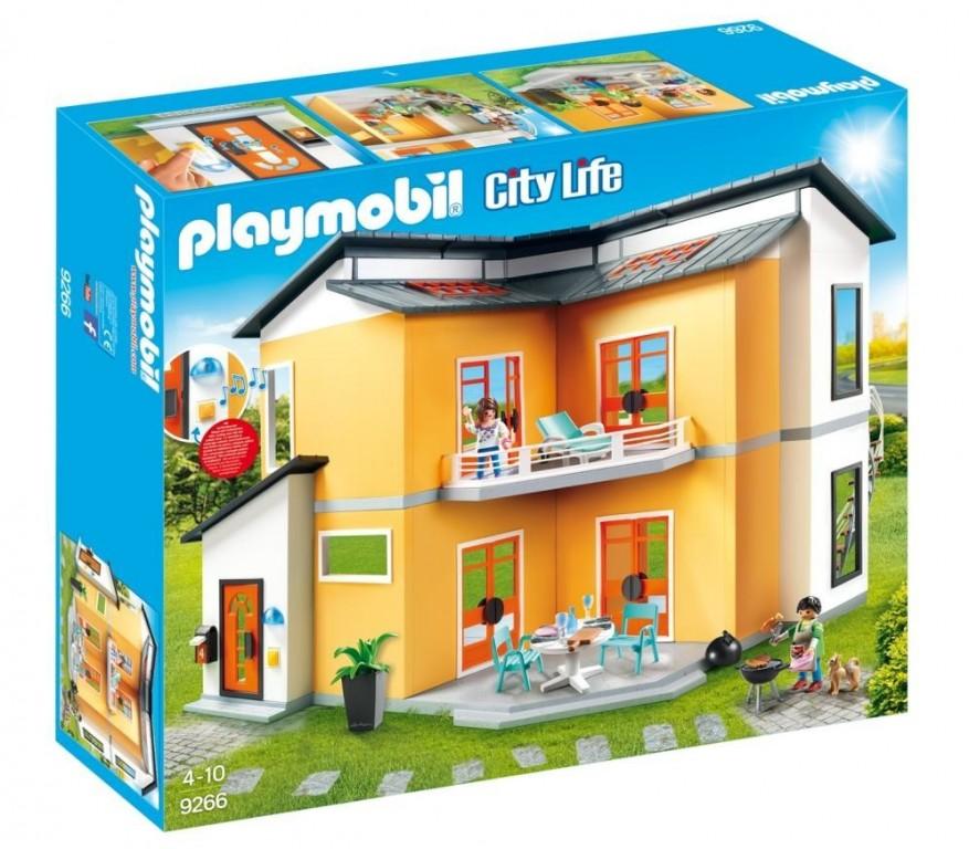 Playmobil 9266 Moderní dům