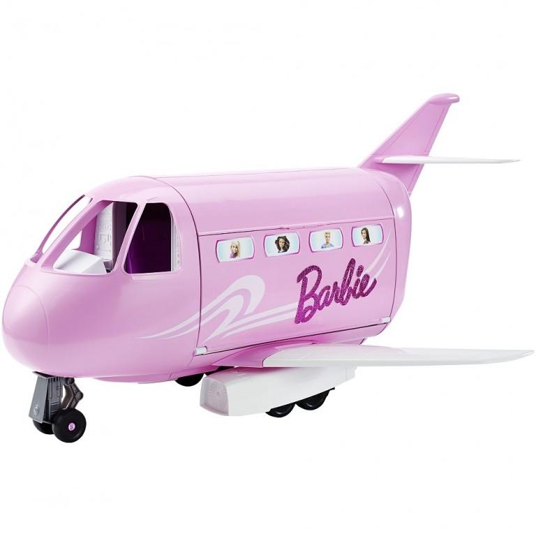 Mattel Barbie Letadlo
