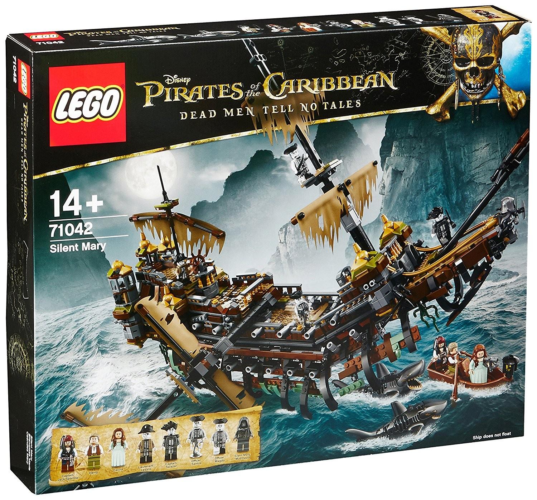 Lego LEGO Piráti z Karibiku 71042 Silent Mary LEGO 5702015866835