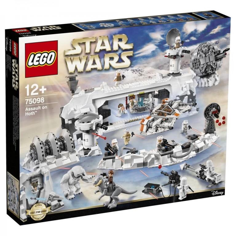 Lego Star Wars 75098 Útok na planetu Hoth