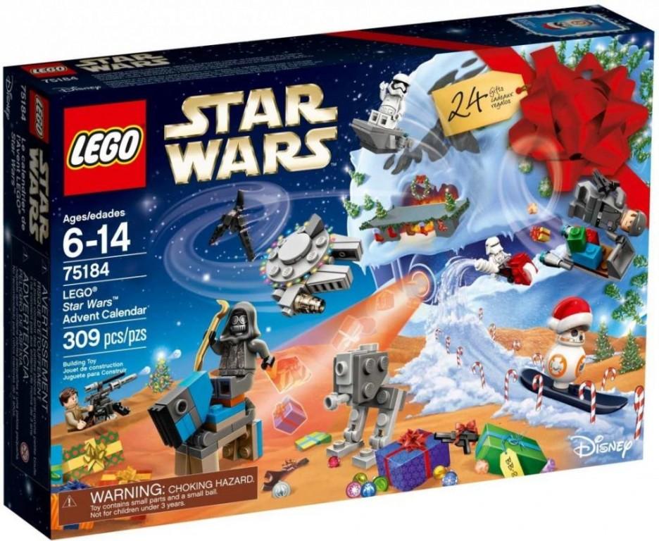 Adventní kalendář LEGO Star Wars 75184