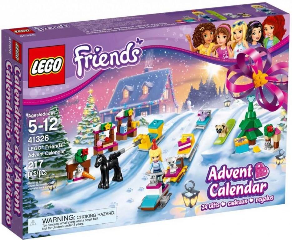 Adventní kalendář Lego Friends 41326