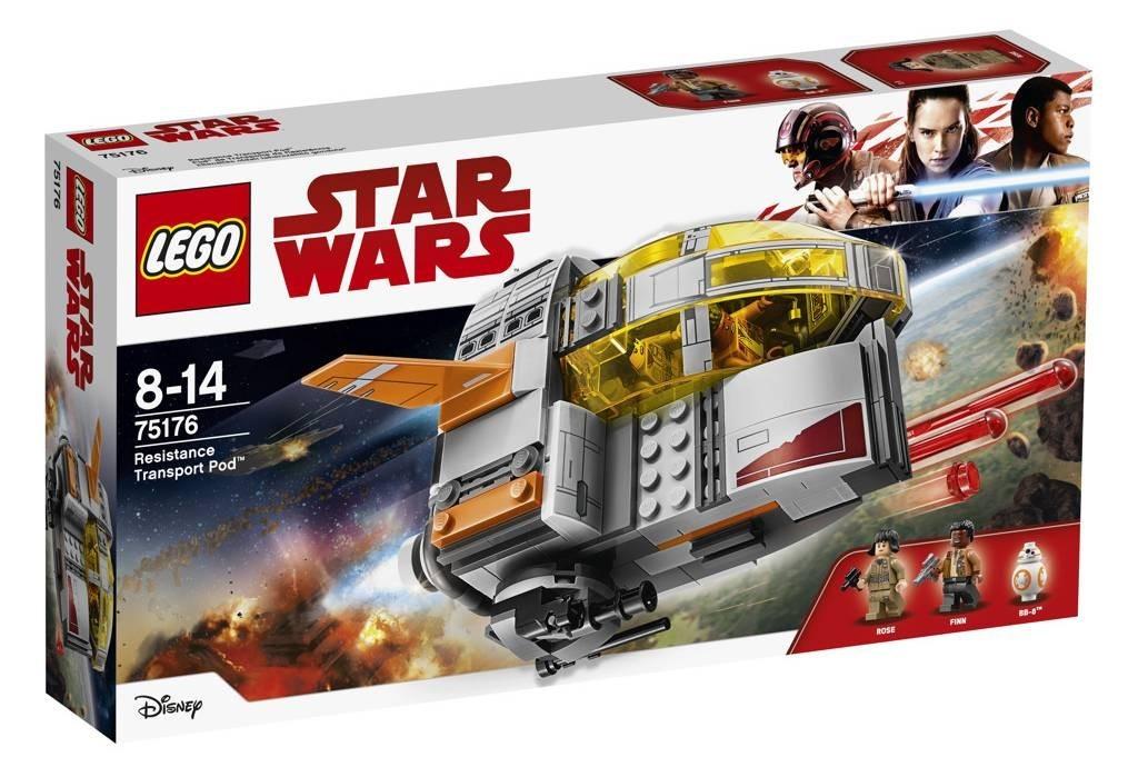 Lego LEGO Star Wars 75176 Transportér Odporu
