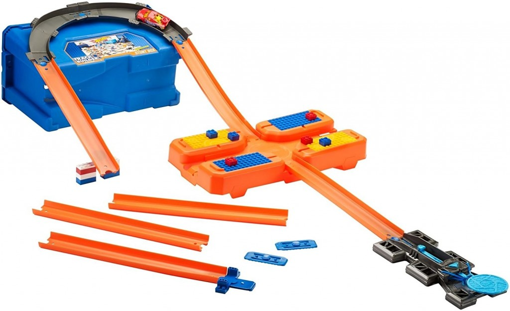 Mattel Hot Wheels Track Builder box
