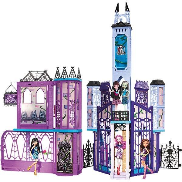 Mattel Monster High Strašidelná škola