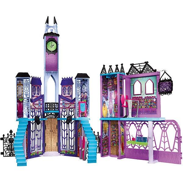 Mattel monster high stra ideln kola - Casa de monster high ...