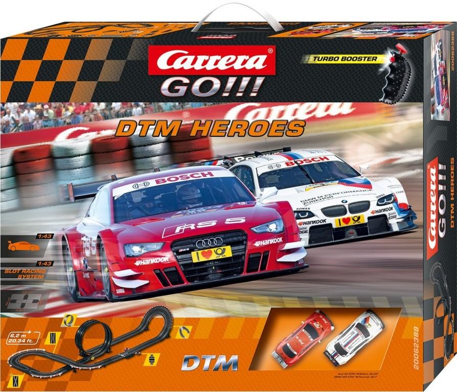 Autodráha Carrera GO DTM Heroes