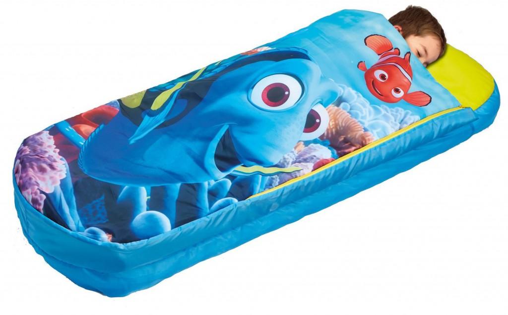 Dětská nafukovací postel Hledá se Dory