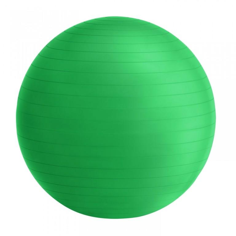 Gymnastický míč 65 cm s pumpou, zelený