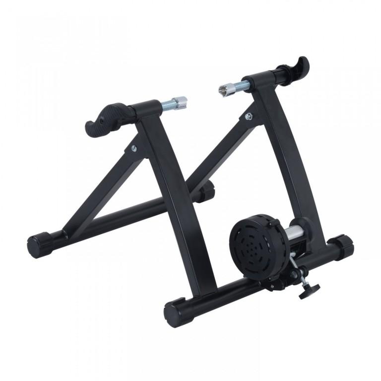 Cyklistický trenažér magnetický s regulací | černý