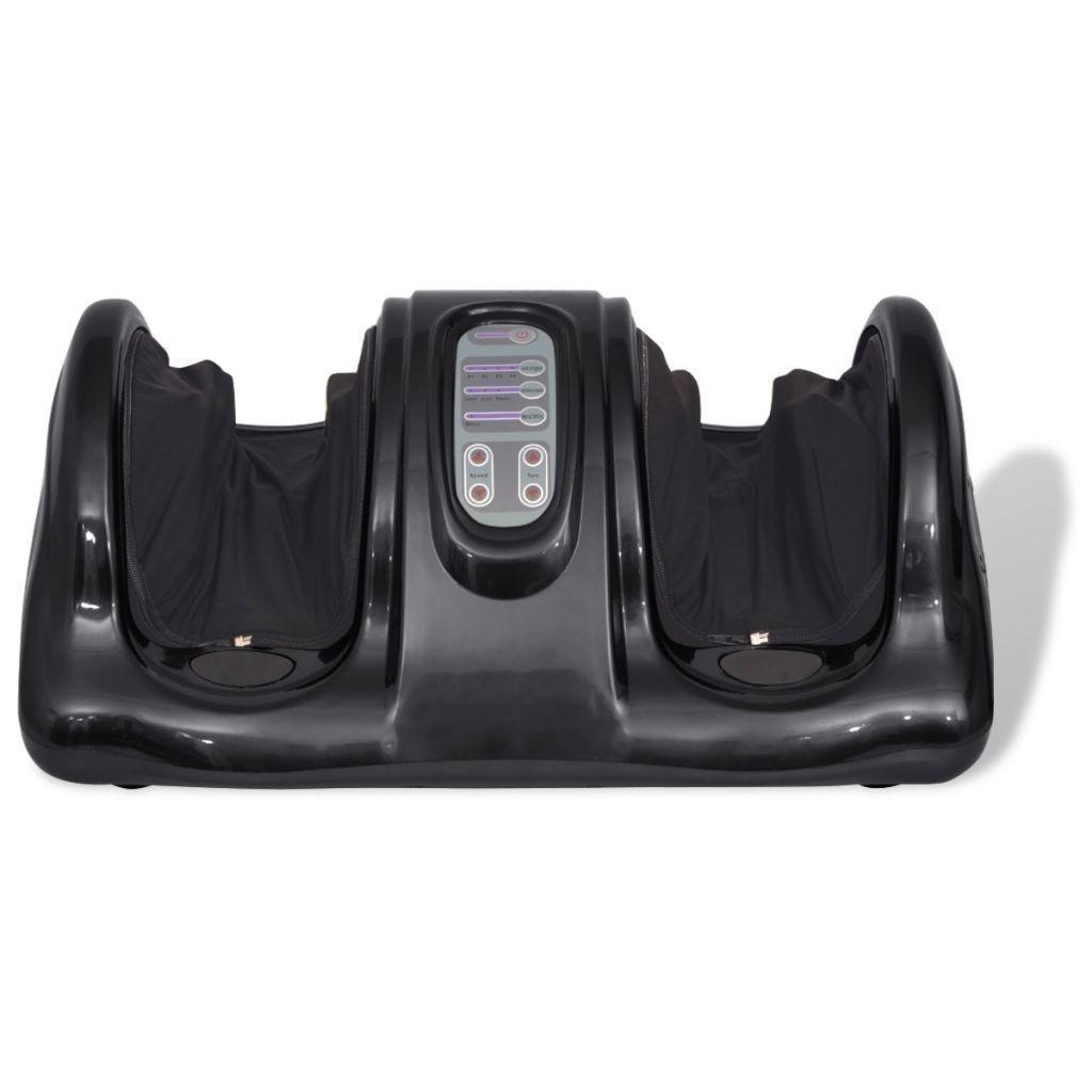 Goleto Shiatsu masážní přístroj na nohy   černý