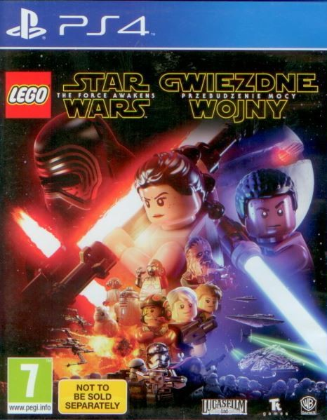 Warner Bros PS4 Star Wars The Force Awakens