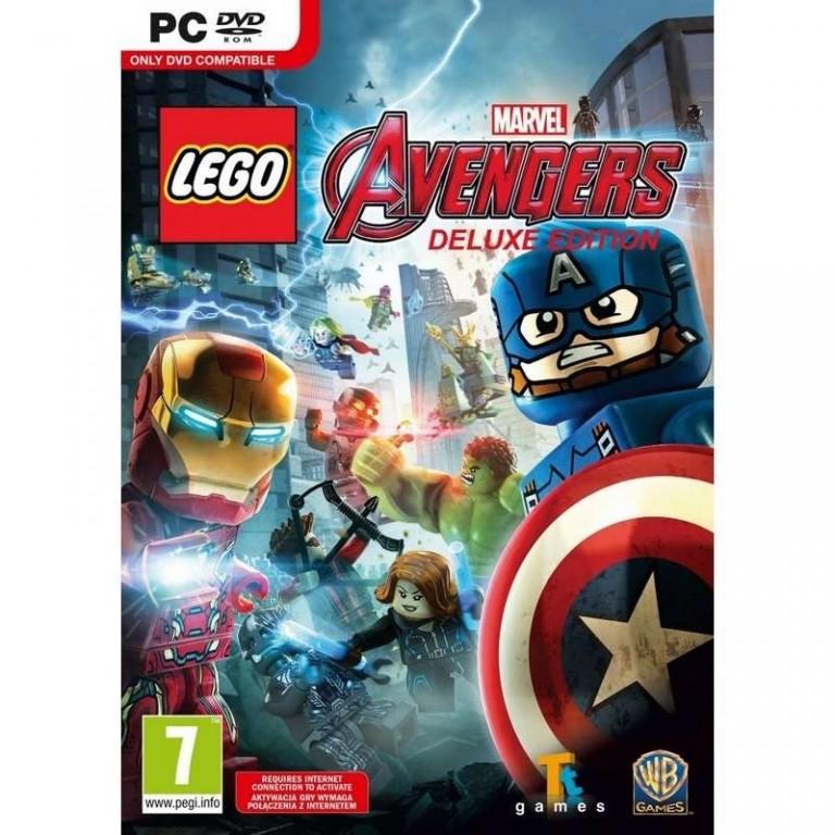 PC hra LEGO Avengers Marvel