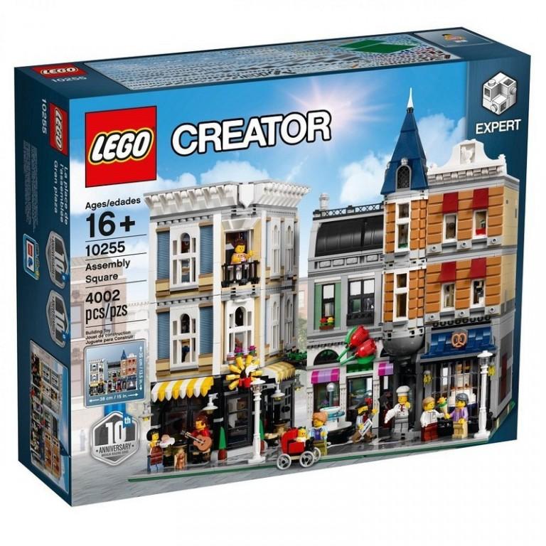 Lego Creator 10255 Shromáždění na náměstí