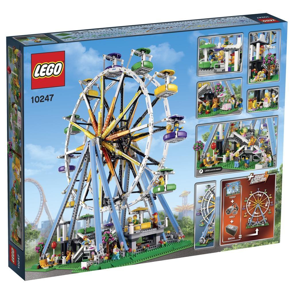 Lego LEGO Creator 10247 Ruské kolo