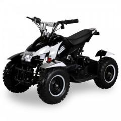 Dětská elektrická čtyřkolka ATV 800 W | bílá č.1