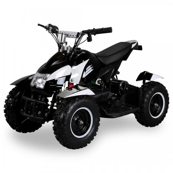 Dětská elektrická čtyřkolka ATV 800 W | bílá
