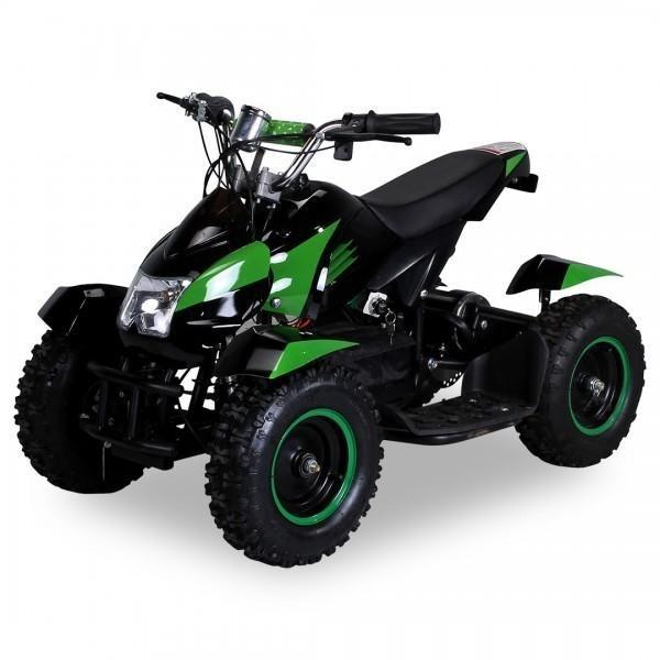 Dětská elektrická čtyřkolka ATV 800 W | zelená