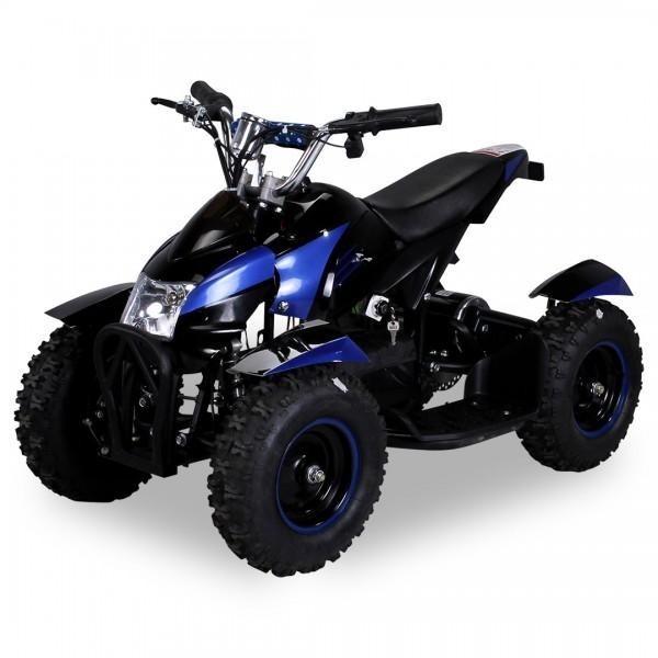 Dětská elektrická čtyřkolka ATV 800 W | modrá
