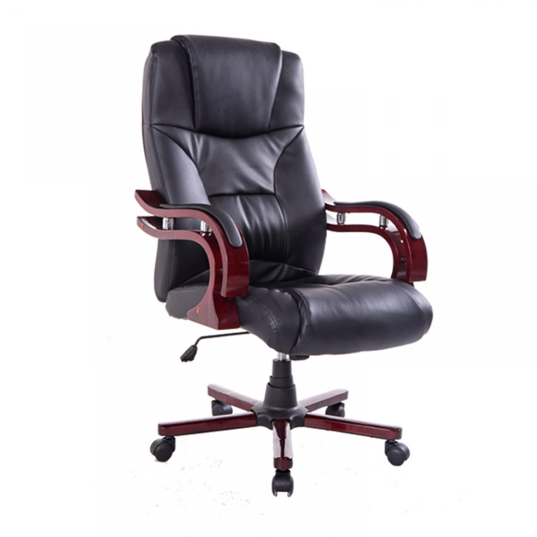 Goleto Kancelářská židle Relax | černá