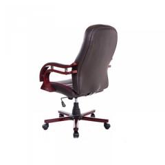 Kancelářská židle Taurus   hnědo-červená č.3