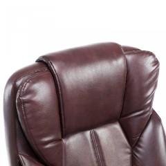 Kancelářská židle Desmond | hnědá č.3